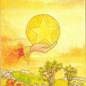 Значение мастей карт Таро: Пентакли
