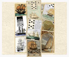 Зачение карты Ленорман: Корабль