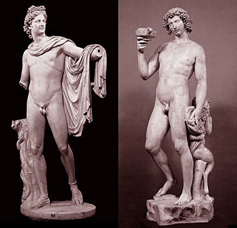 Аполлон и Дионис