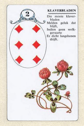 Ленорман, Клевер