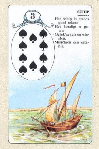 Ленорман, Корабль