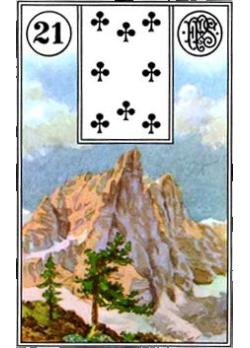 Ленорман: Гора