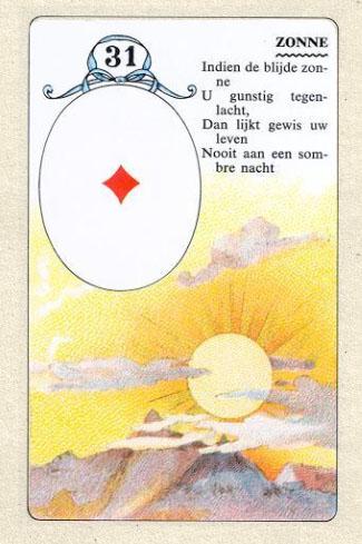 Ленорман, Солнце