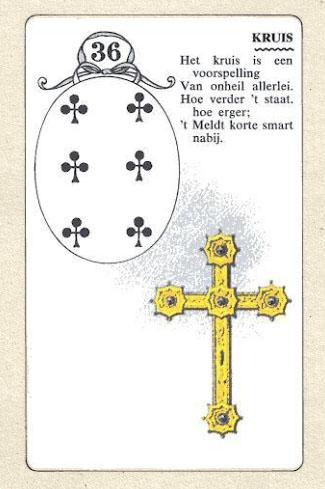 Колода Ленорман - Страница 3 36