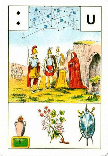 Колода Ленорман - Страница 3 51-1