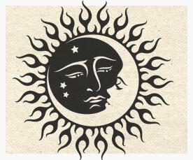 Что такое солнечный знак, лунный знак, Асцендент и МС
