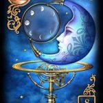 Луна в колоде Чиро Марчетти