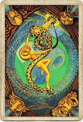 Таро Тота, Вселенная (Мир)