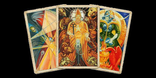 Таро Тота - Отшельник, Жрец, Искусство