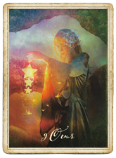 The Good Tarot, 9 Огня