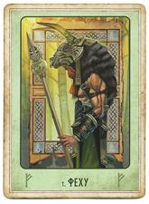Рунический Оракул, Феху