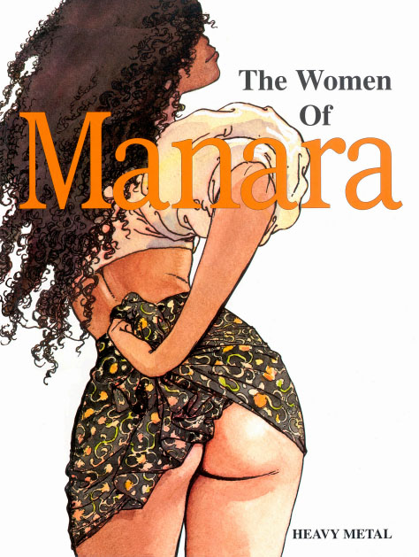 The Women of Manara (Мило Манара)