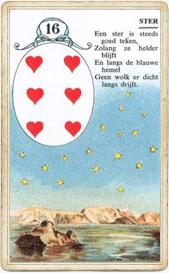 Ленорман Звезды