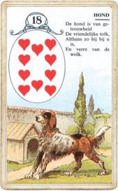 Ленорман Собака