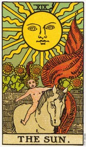 Таро Солнце