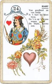 Ленорман Сердце