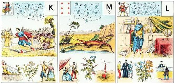 астромифологическая колода