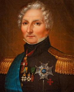 Он же, но уже Карл XIV Юхан